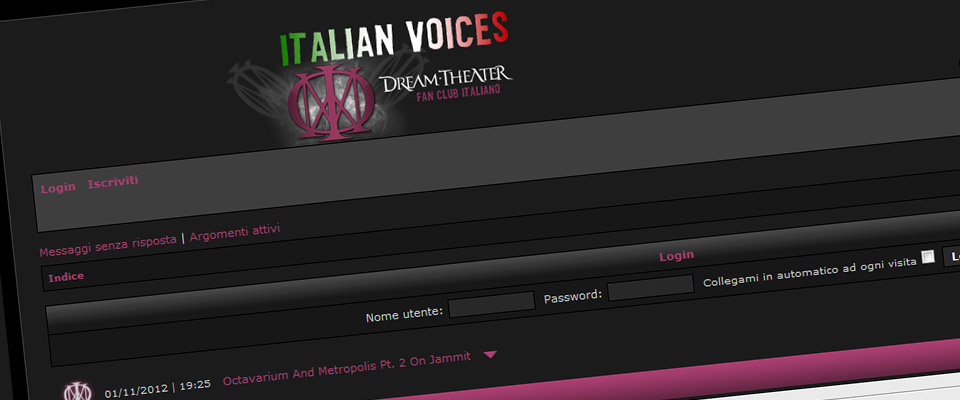 ItalianVoices.net