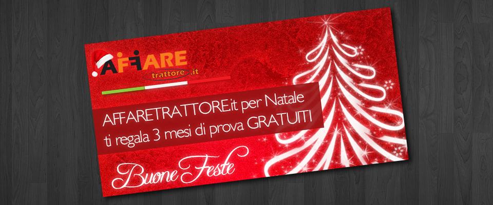 Header Buone Feste AffareTrattore.it